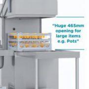 Eswood SW900 Professional Pass-Through Dishwasher