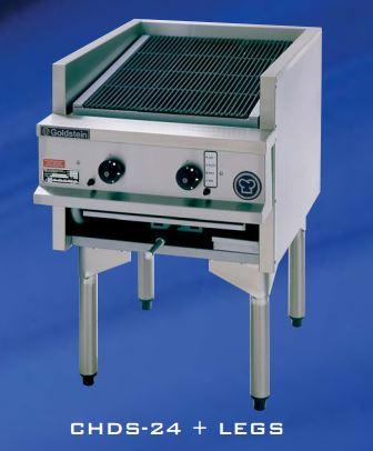 Goldstein CHDS-24 Gas Char Broiler