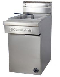 Goldstein FRG-1(L) Gas 2 basket Fryer