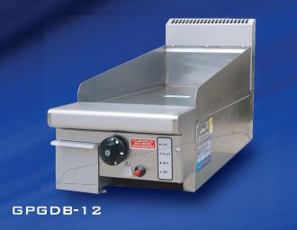 Goldstein GPGDB-12 Gas Griddle