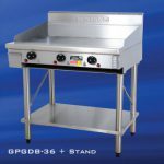 Goldstein GPGDB-36 Gas Griddle