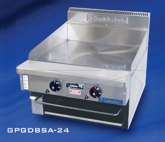 Goldstein GPGDBSA-24 Gas Griddle / Toaster