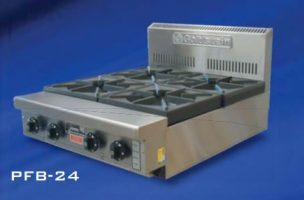 Goldstein PFB-24 Gas 4 burner Cooktop