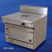 Goldstein PFT-28 Gas Targa Top Oven Range