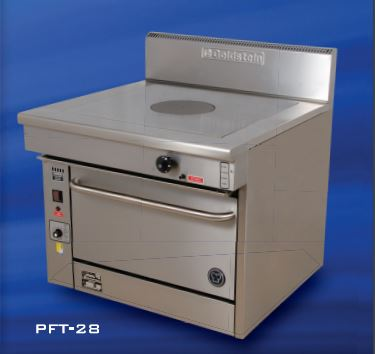 Goldstein PFT-28 Gas Targa Top Oven Range