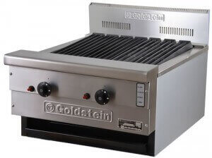 Goldstein RBA-24L Gas Radiant Char Broiler