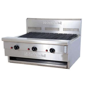 Gas Char Broilers
