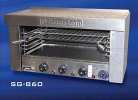 Goldstein SG-860FF Gas Salamander