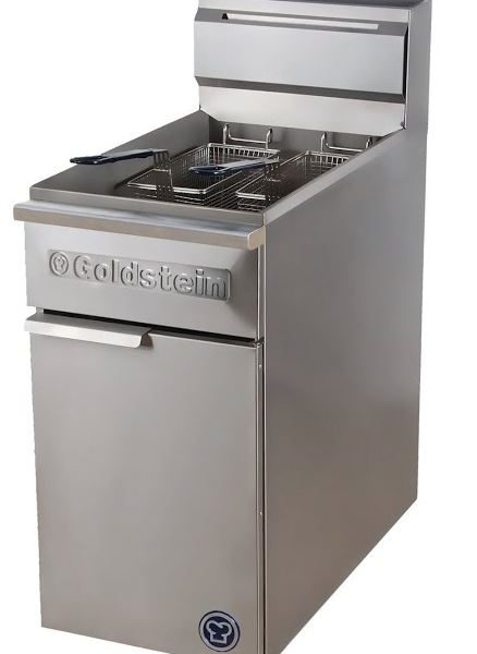 Goldstein TGF-1M/400(L) Gas 2 basket Fryer