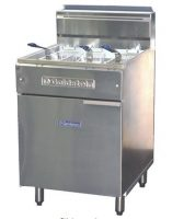 Goldstein TGF-24M(L) Gas 3 basket Fryer