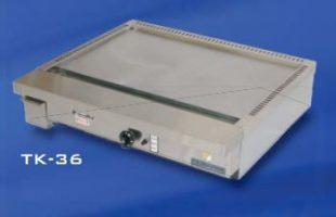 Goldstein TK-36 Double Gas Teppanyaki Plate