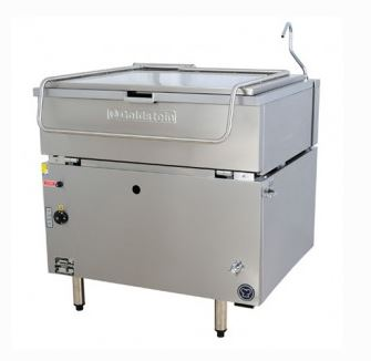 Goldstein TPG-100 Gas 100L Bratt Pan