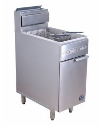 Goldstein VFG-1(L) Gas 2 basket Fryer