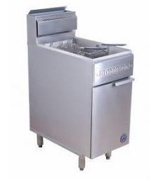 Goldstein VFGT(L) Gas 2 basket Fryer