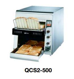 Holman QCS2-500 Conveyor Toaster