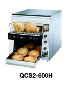 Holman QCS2-600H Conveyor Toaster