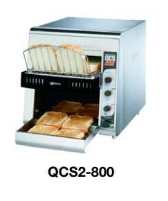 Holman QCS2-800 Conveyor Toaster