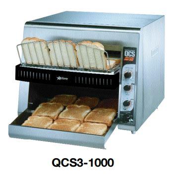 Holman QCS3-1000 Conveyor Toaster