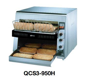 Holman QCS3-950 Conveyor Toaster