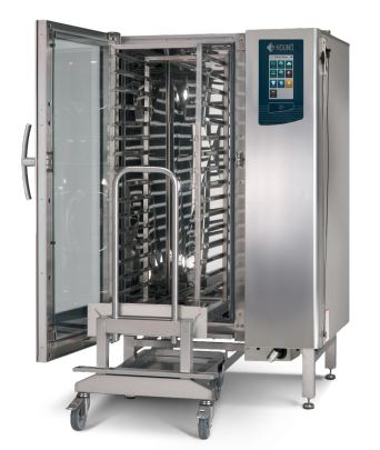Houno CPE Line CPE1.16R Roll In Electric Combi Oven