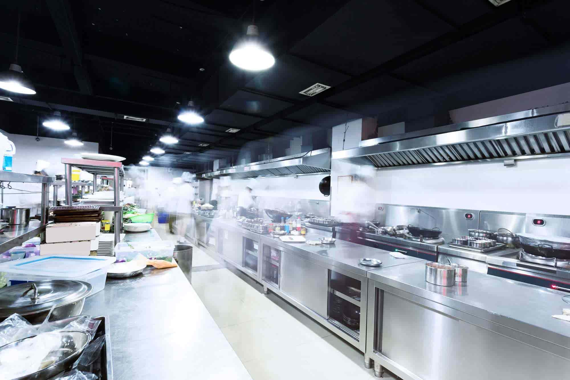 Commercial Kitchen Equipment Repairs Clem Tech