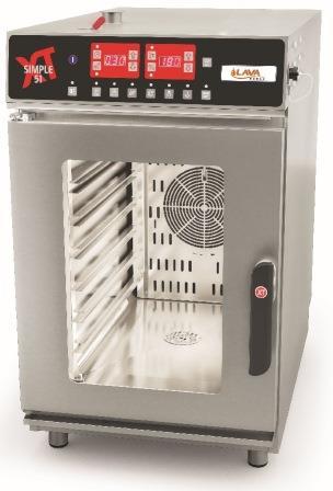 Lava Lrhdea 107e Electric Combi Oven │ Clem Tech