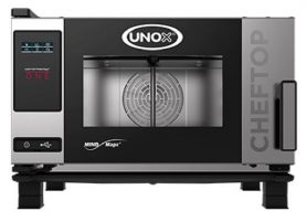 Unox CHEFTOP MIND.Maps ONE XEVC-0311-E1R Electric Combi Oven