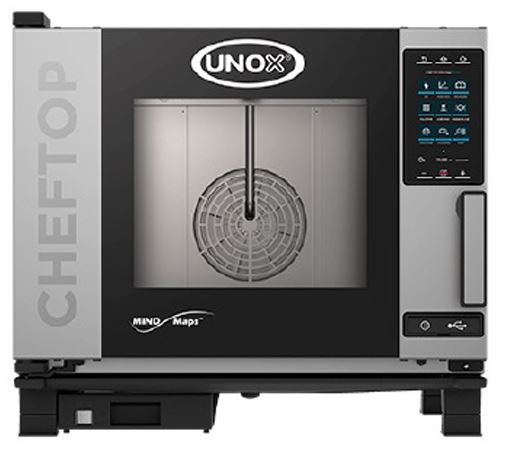Unox CHEFTOP MIND.Maps PLUS XEVC-0511-GPR Gas Combi Oven