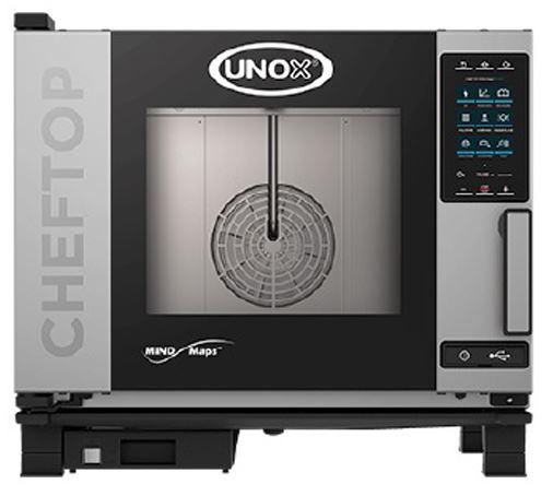 Unox CHEFTOP MIND.Maps PLUS XEVC-0511-EPR Electric Combi Oven