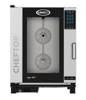Unox CHEFTOP MIND.Maps PLUS XEVC-1011-GPR Gas Combi Oven