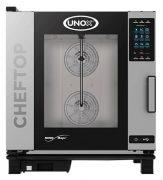 Unox CHEFTOP MIND.Maps PLUS XEVC-0711-GPR Gas Combi Oven